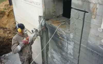 Резка дверных и оконных проемов, ниши в стенах и полу - Кызыл, цены, предложения специалистов