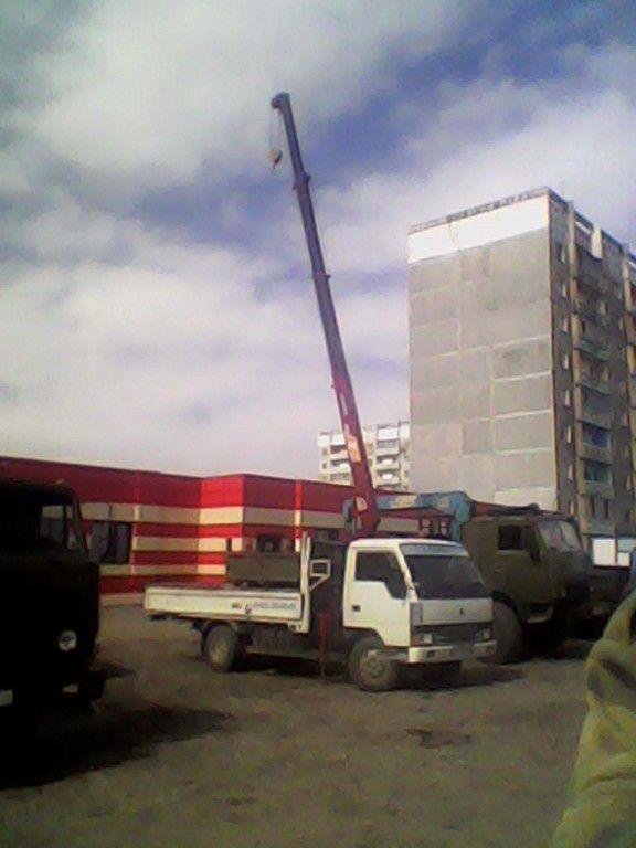Воровайка Самогруза в Кызыле - Кызыл